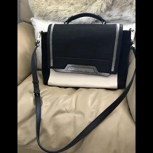 Unique Zara Briefcase Purse 💼